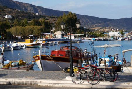 Rennrad Tourenpaket - crete cycling