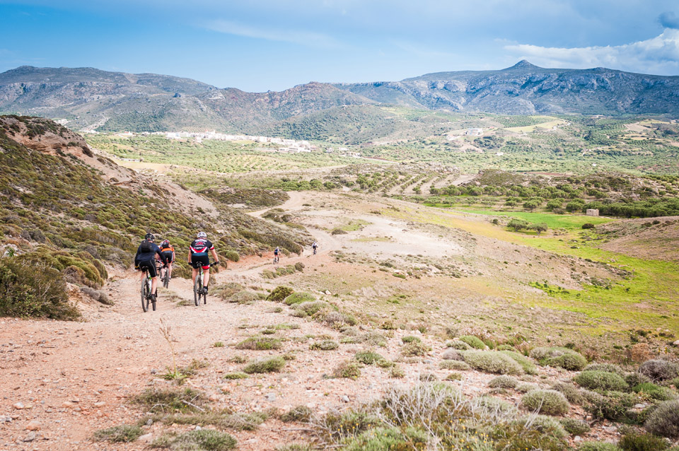 crete cycling, Palekastro MTB Touren, Mountainbiketouren Freak Mountainbike, Mountainbike Miete